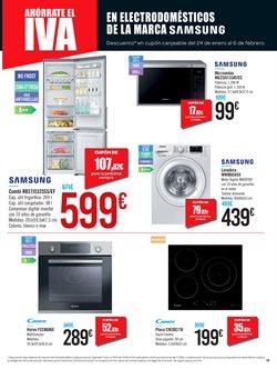 Ofertas de Electrodomésticos  en el folleto de Carrefour en Chiclana de la Frontera