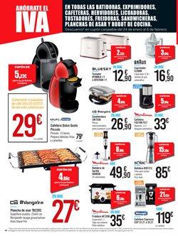 Ofertas de DeLonghi  en el folleto de Carrefour en Madrid