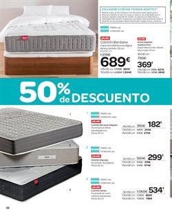 Ofertas de Pikolin  en el folleto de Carrefour en Bilbao