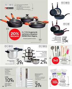 Ofertas de Muebles  en el folleto de Carrefour en Mairena del Aljarafe