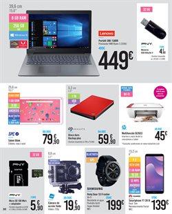 Ofertas de Tablet  en el folleto de Carrefour en Dos Hermanas
