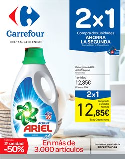 Ofertas de Carrefour  en el folleto de Madrid