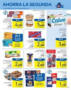 Ofertas de Calvo  en el folleto de Carrefour en Madrid