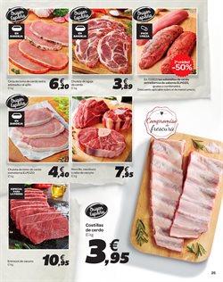 Ofertas de Solomillo de cerdo  en el folleto de Carrefour en Madrid