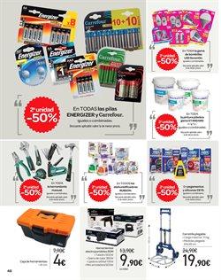 Ofertas de Herramientas de jardín  en el folleto de Carrefour en Madrid
