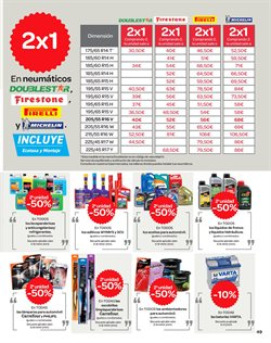 Ofertas de Neumáticos  en el folleto de Carrefour en Chiclana de la Frontera