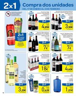 Ofertas de Cerveza  en el folleto de Carrefour en Vecindario