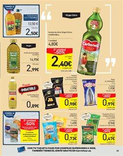 Ofertas de Patatas fritas  en el folleto de Carrefour en Las Palmas de Gran Canaria