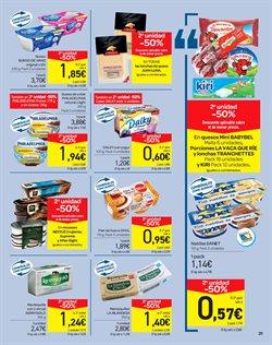 Ofertas de Queso en lonchas  en el folleto de Carrefour en Vecindario