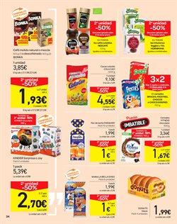 Ofertas de Cola Cao  en el folleto de Carrefour en San Bartolomé de Tirajana