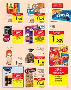 Ofertas de Tirma  en el folleto de Carrefour en San Cristobal de la Laguna (Tenerife)