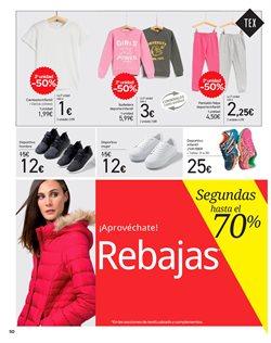 Ofertas de Deportivas mujer  en el folleto de Carrefour en Las Palmas de Gran Canaria