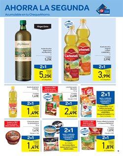 Ofertas de Aceite de oliva  en el folleto de Carrefour en Pamplona