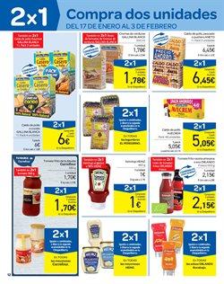 Ofertas de Gallina Blanca  en el folleto de Carrefour en Pamplona