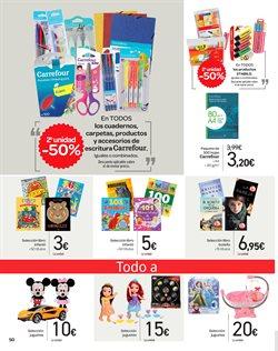 Ofertas de Pistas de coches  en el folleto de Carrefour en Oviedo