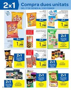 Ofertas de Aceitunas  en el folleto de Carrefour en Barcelona