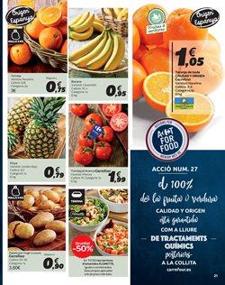Ofertas de Verdura  en el folleto de Carrefour en Barcelona