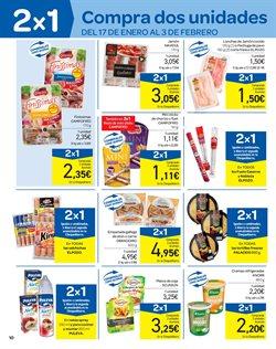 Ofertas de Embutidos curados  en el folleto de Carrefour en León