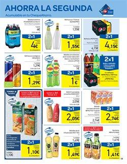 Ofertas de Schweppes  en el folleto de Carrefour en Dos Hermanas