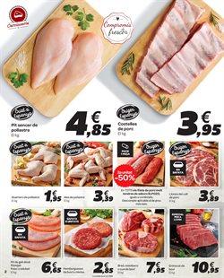 Ofertas de Pavo  en el folleto de Carrefour en Blanes