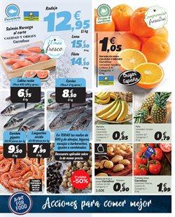 Ofertas de Naranjas  en el folleto de Carrefour en Alcalá de Henares