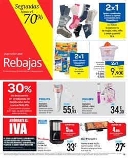 Ofertas de Bloc de notas  en el folleto de Carrefour en Palma de Mallorca