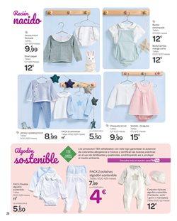 Ofertas de Body bebé  en el folleto de Carrefour en Alcalá de Henares