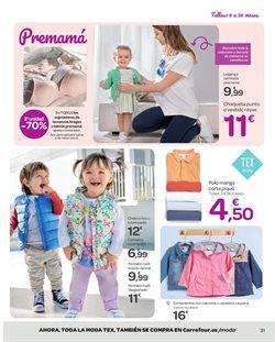 Ofertas de Chaqueta  en el folleto de Carrefour en Valladolid