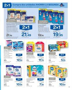 Ofertas de Dodot  en el folleto de Carrefour en Santa Lucía de Tirajana