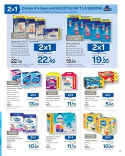 Ofertas de Pañales  en el folleto de Carrefour en Barcelona