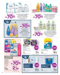 Ofertas de Johnson's  en el folleto de Carrefour en Madrid