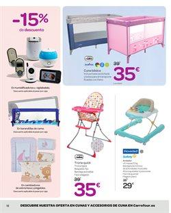 Ofertas de Juguetes bebé  en el folleto de Carrefour en Madrid