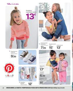 Ofertas de Pantalones niña  en el folleto de Carrefour en Madrid