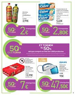 Ofertas de Aceite de oliva  en el folleto de Carrefour en Rubí