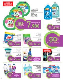 Ofertas de Suavizante  en el folleto de Carrefour en Cornellà