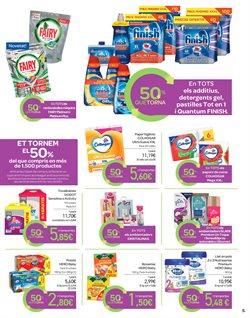 Ofertas de Papel higiénico  en el folleto de Carrefour en Barcelona