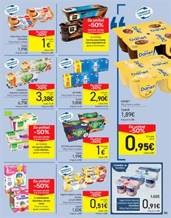 Ofertas de Flan de huevo  en el folleto de Carrefour en Viladecans