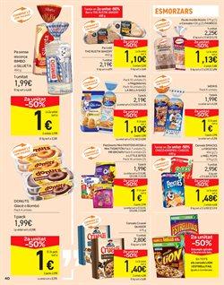 Ofertas de Bollos  en el folleto de Carrefour en Barcelona