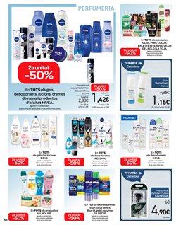 Ofertas de Cuidado personal  en el folleto de Carrefour en Barcelona