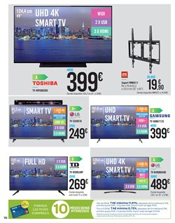 Ofertas de Tv led  en el folleto de Carrefour en Barcelona