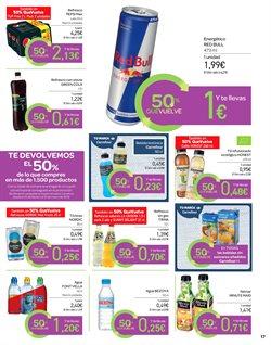Ofertas de Botella de agua  en el folleto de Carrefour en Alcalá de Henares