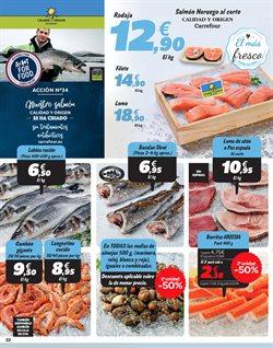 Ofertas de Krissia  en el folleto de Carrefour en Alcalá de Henares