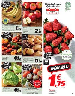 Ofertas de Frutas del bosque  en el folleto de Carrefour en Madrid