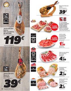 Ofertas de Loncheados  en el folleto de Carrefour en Murcia