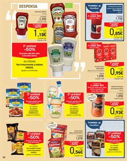 Ofertas de Maggi  en el folleto de Carrefour en Madrid