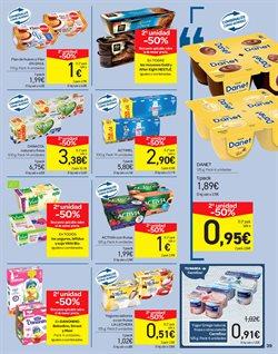 Ofertas de Flan de huevo  en el folleto de Carrefour en Madrid