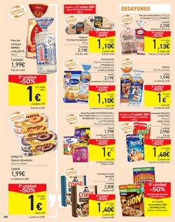 Ofertas de Pan  en el folleto de Carrefour en Córdoba