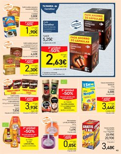 Ofertas de Café soluble  en el folleto de Carrefour en Madrid