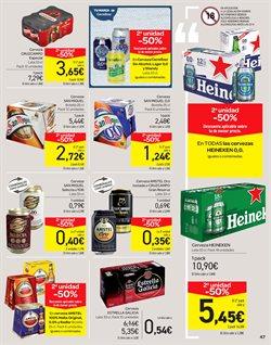 Ofertas de Estrella Galicia  en el folleto de Carrefour en Murcia