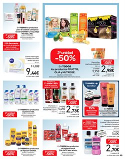 Ofertas de Listerine  en el folleto de Carrefour en Gijón